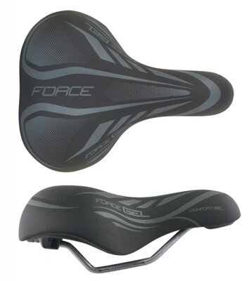 Sedlo Force Comfort gel tourist