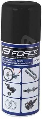 Mazivo - sprej Force olej WAX s PTFE (Teflon), 150ml